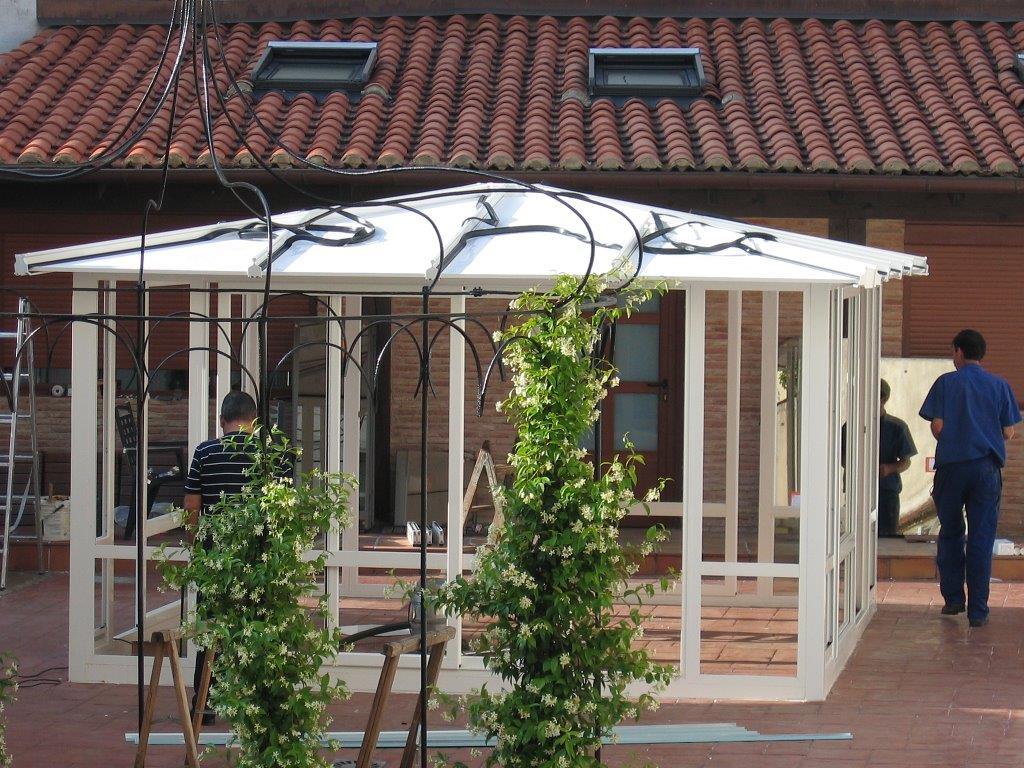 Cerrar terraza con aluminio cerrar terraza con aluminio excellent y cerramiento de terraza with - Cerrar terraza aluminio ...